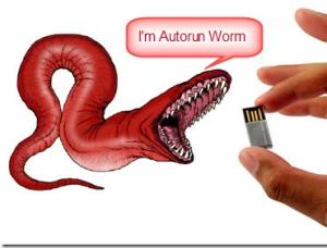 virus autorun